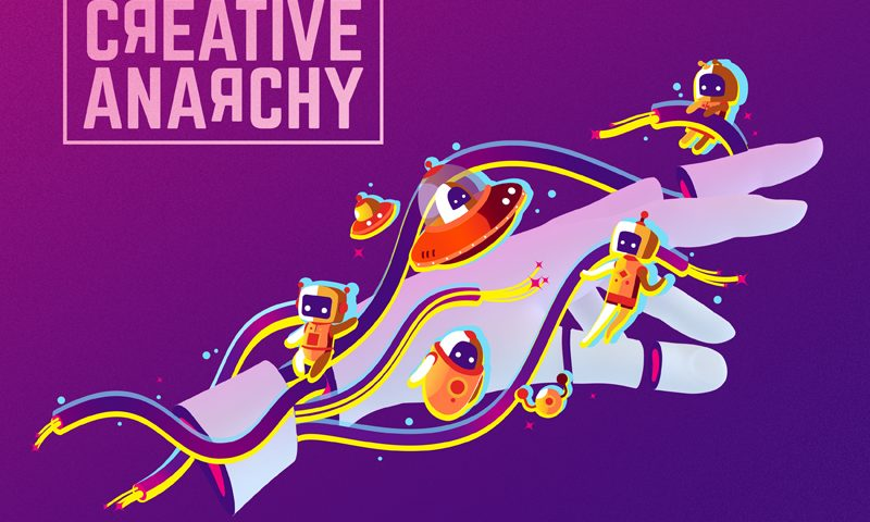 Creative Anarchy Poster